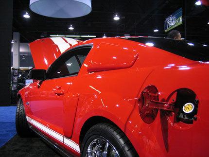 Ronaele 300EV Mustang, ¿y esto cuanto consume?
