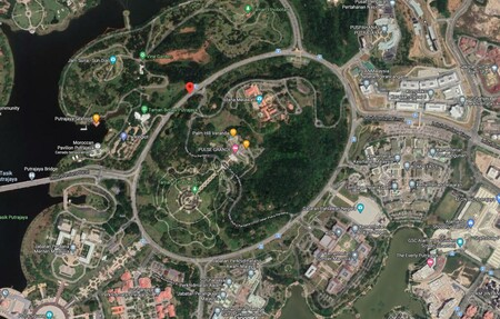 La rotonda más grande del mundo está en Putrajaya: una locura de 3,5 km de longitud que alberga el epicentro político de Malasia