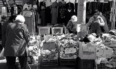 ¿Nos defraudan cuando donamos ropa a los más necesitados?