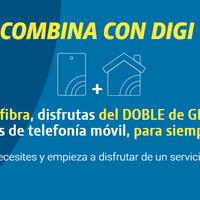 La cobertura de fibra Digi comienza la expansión nacional