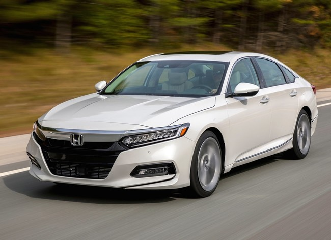 Honda Accord 2018: Precios, versiones y equipamiento en México