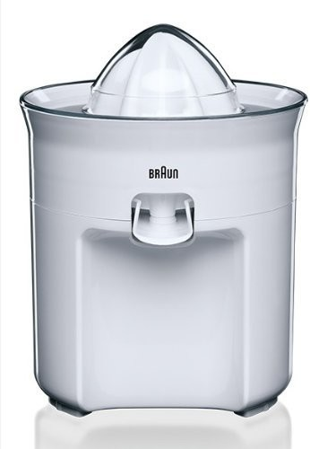 Por sólo 22,90 euros tenemos el exprimidor Braun CJ3050 de 60 W de potencia a la venta en Amazon