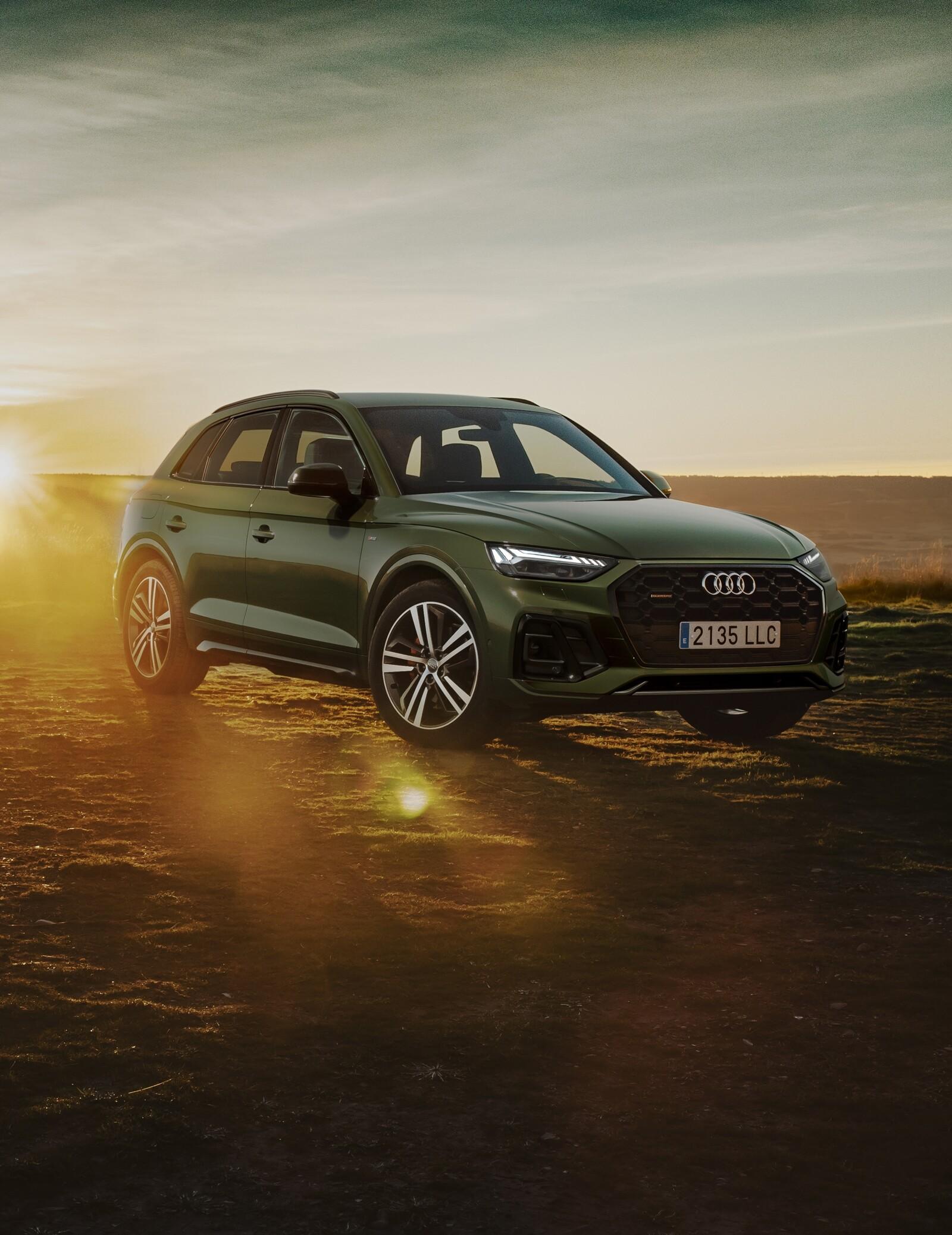 Foto de Audi Q5 2020, prueba (11/52)