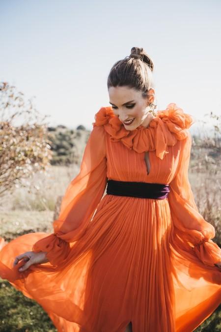 25 vestidos premamá para ser la invitada perfecta