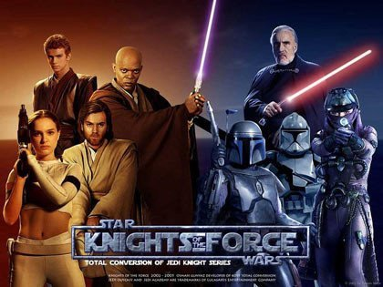 Star Wars: Knights of the Force, los fans de Star Wars atacan de nuevo