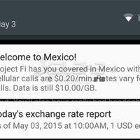 Project Fi ya cuenta con cobertura en México, pero aún sin ofrecer el servicio