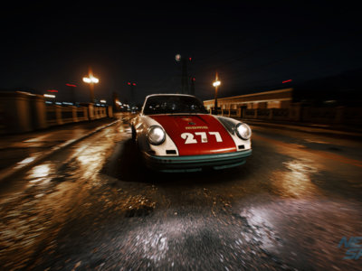Revelados los requisitos de Need for Speed para PC junto con sus volantes compatibles