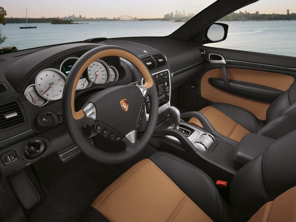 Foto de Porsche Cayenne Turbo S (1/6)