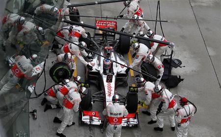 "Jenson Button: ""No voy a firmar para toda la vida con McLaren"""