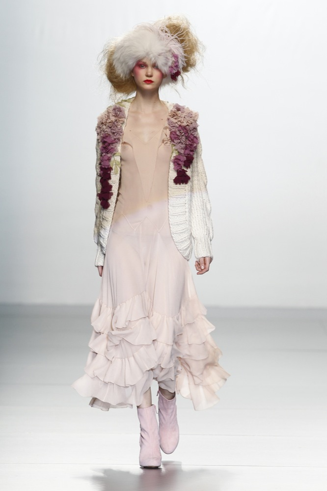 Foto de Elisa Palomino en la Cibeles Madrid Fashion Week Otoño-Invierno 2011/2012 (17/30)