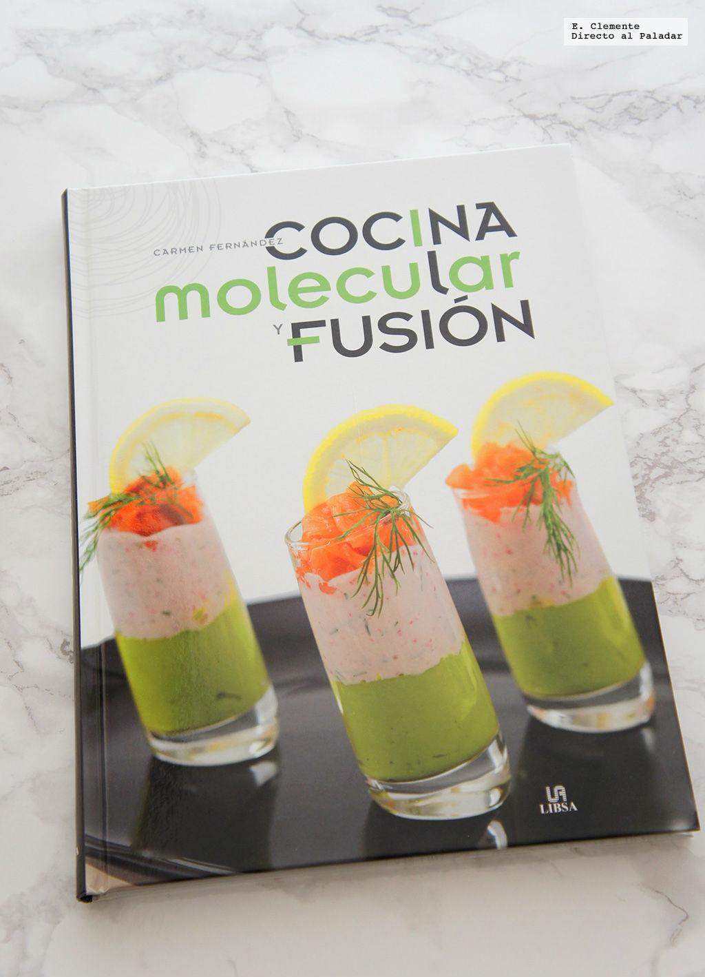 cocina molecular y fusi n libro de cocina