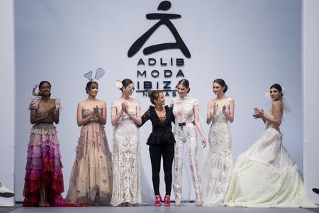 Adlib Moda Ibiza Bridal Week Madrid Viriginia Vald 4