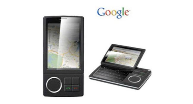 First Google Phone