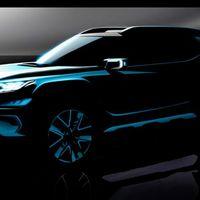 Ssang Yong prepara su entrada al mercado norteamericano con el XAVL Concept que presentará en Ginebra
