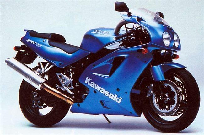Kawasaki ZX-R 750