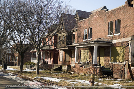 Barrios Detroit