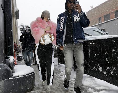 street style nueva york nyfw nieve