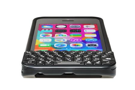 Typo no se rinde y anuncia una segunda versión de su teclado para iPhone