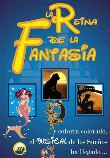 La Reina de la Fantasía, un musical infantil en Tenerife