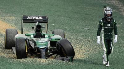 Daniel Ricciardo, descalificado del Gran Premio de Australia por exceso de consumo