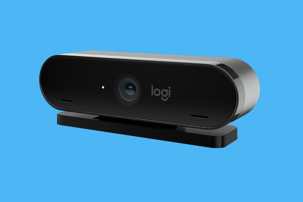 Esta webcam de Logitech™ con resolución 4K es magnífica para el reciente pantalla Pro Display XDR de Apple