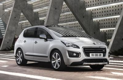 Nuevo cambio automático de 6 velocidades para la gama Peugeot 3008 y 5008