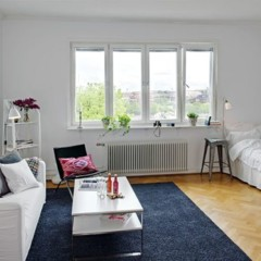 Foto 5 de 12 de la galería puertas-abiertas-un-apartamento-de-38-metros-cuadrados-de-inspiracion-escandinava en Decoesfera