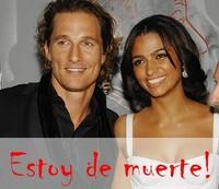 Matthew McConaughey, amante hasta la muerte