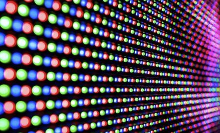 Impresionan las cifras: un millón de nits y 5.000 píxeles por pulgada lucen en este panel microLED
