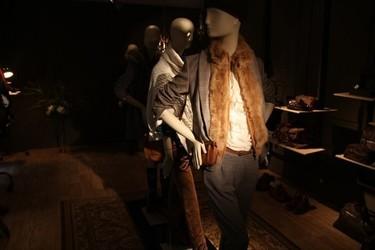 Colección Massimo Dutti Otoño-Invierno 2011/2012: una vuelta por el showroom
