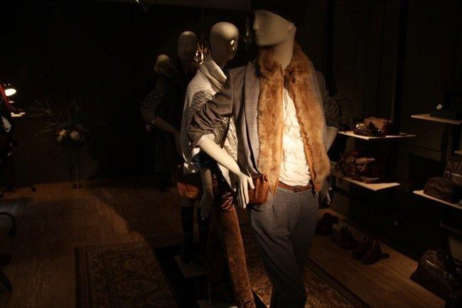 Colección Massimo Dutti Otoño-Invierno 2011/2012