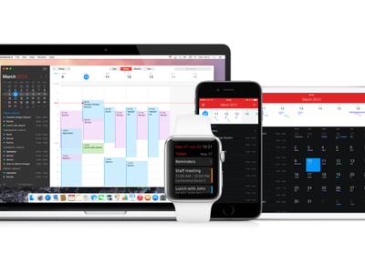 Fantastical 2.8 trae las notificaciones enriquecidas y stickers para Mensajes en tu iPhone y iPad