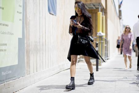street style primavera 2018 tendencias punk