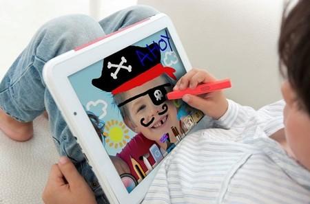 Tablets; dispositivos deseados por niños de todas las edades