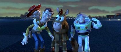 ¿Qué personaje y qué película escogerías de Pixar?