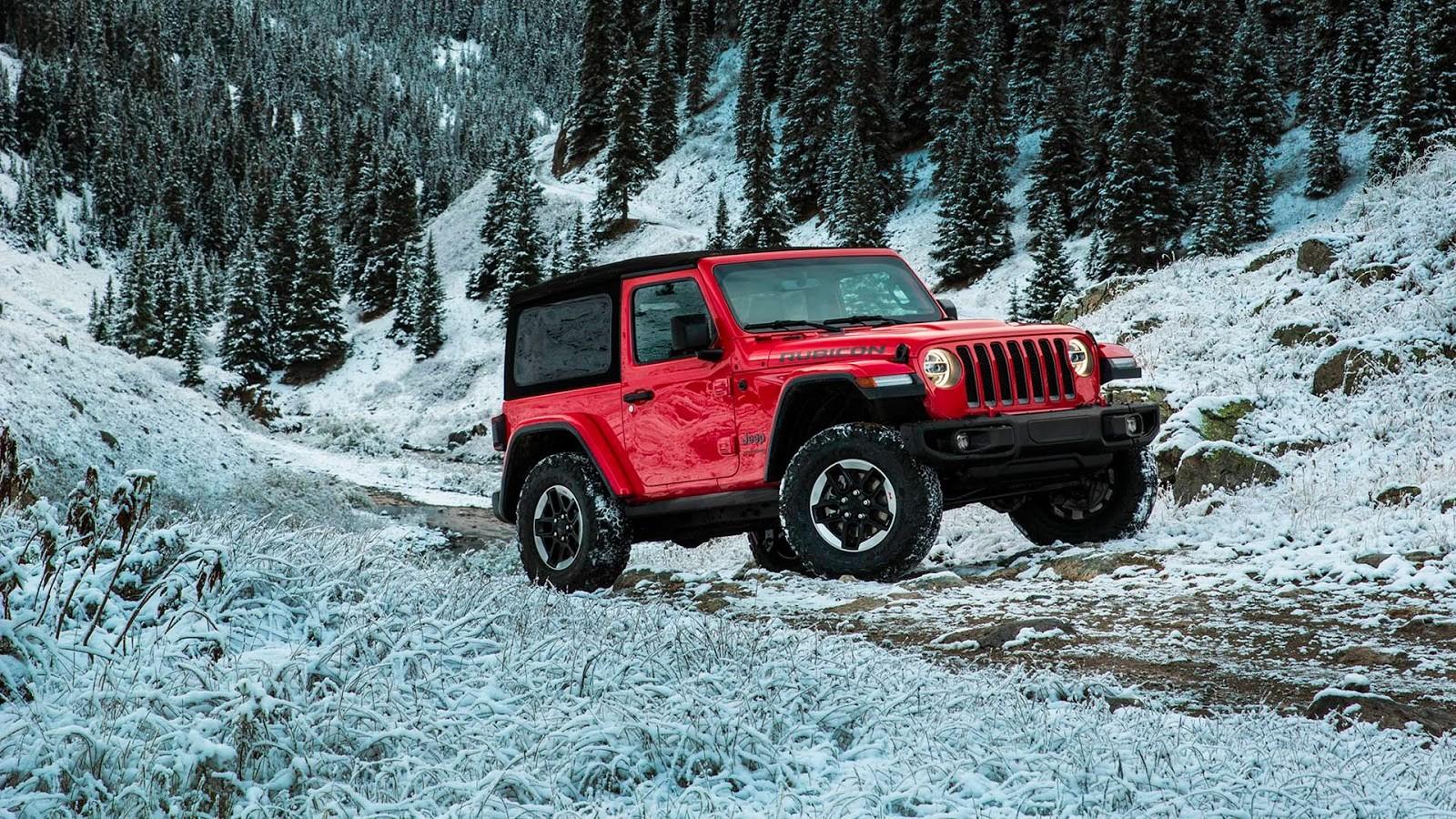 Foto de Jeep Wrangler 2018 (65/114)