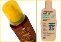 ¿Para qué puede servir un aceite solar en la piel si ya llevas un protector solar?