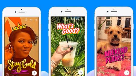 """Messenger Day ya está aquí, y con ella Facebook llena todas sus aplicaciones """"stories"""""""