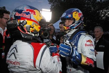 Sébastien Loeb y Sébastien Ogier: dos carreras totalmente paralelas