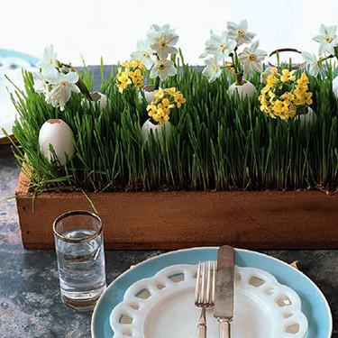 Los centros de mesa más originales y coloridos para esta primavera (II)
