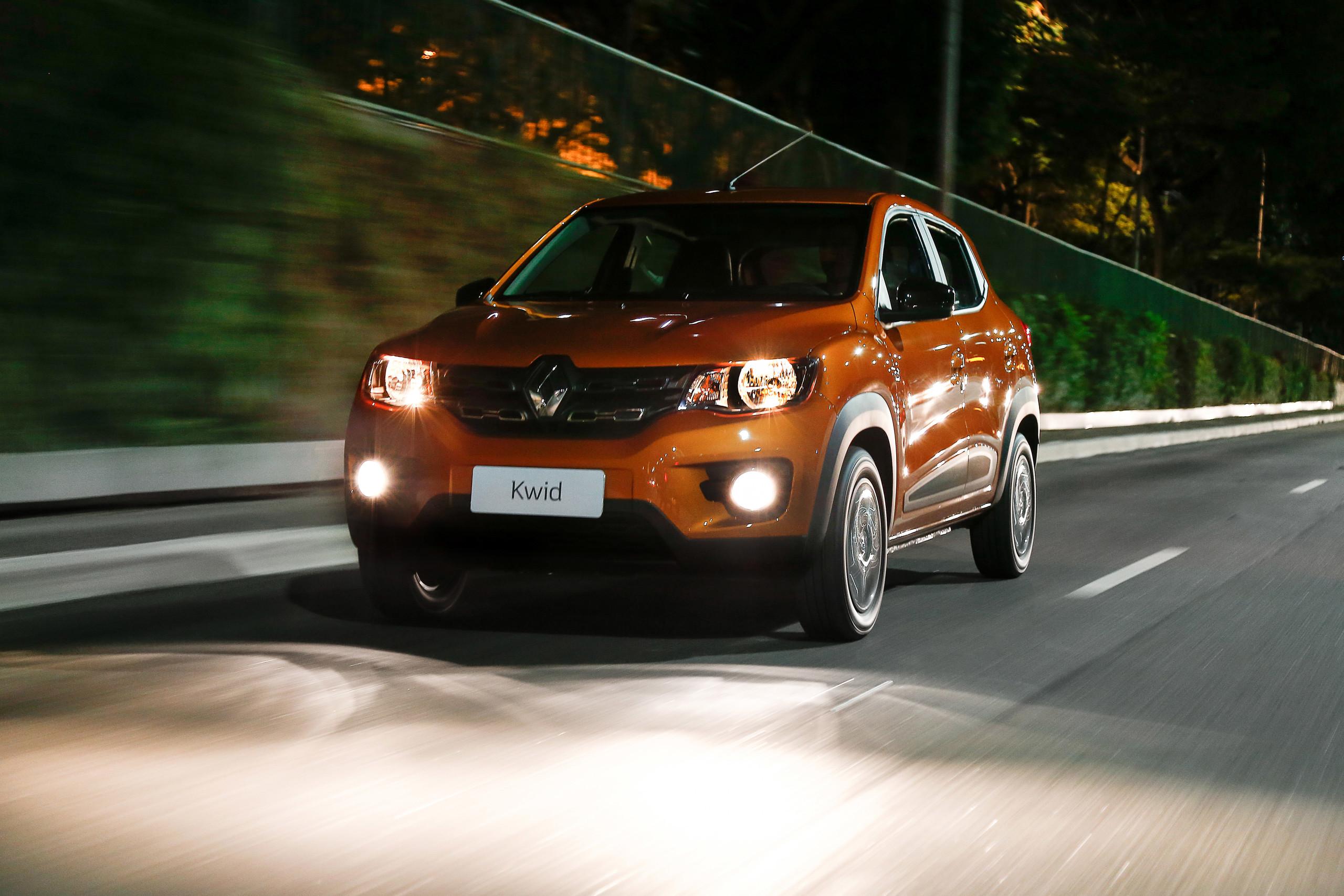Foto de Renault Kwid (14/45)