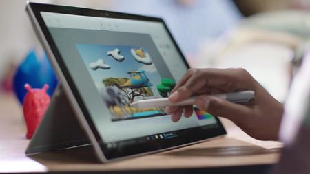 Sigue el goteo de nuevos iconos en el ecosistema Windows: el nuevo diseño llega ahora a Paint 3D