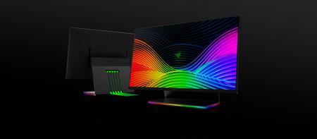 Razer se adentra en el sector de los monitores gaming con el Raptor, un modelo WQHD con HDR