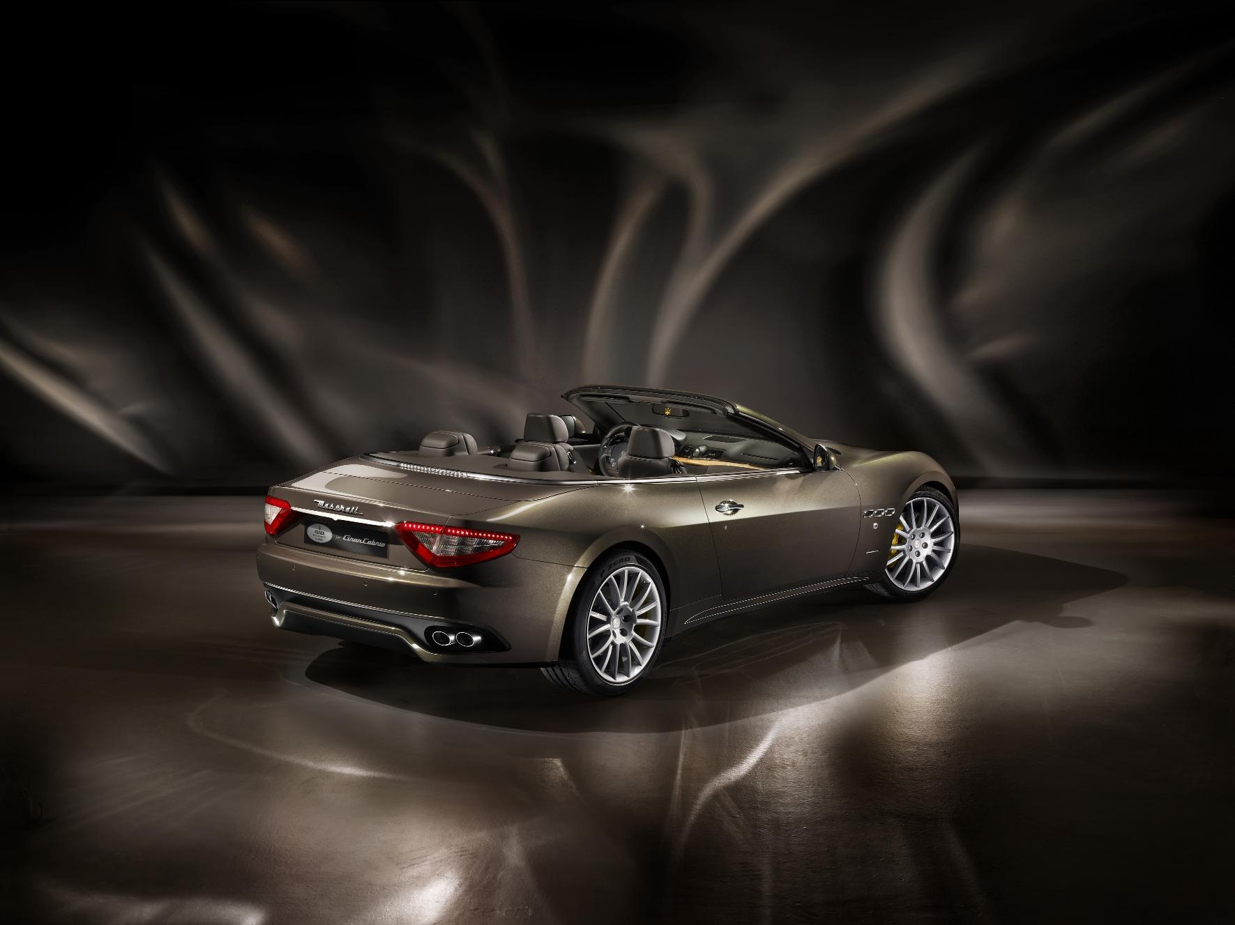 Foto de Maserati Gran Cabrio Fendi (2/3)