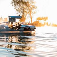 ¡Hey, Marty! Alguien ha hecho un DeLorean hovercraft y está a la venta por 45.000 dólares
