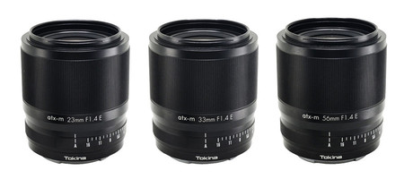 Tokina Atx M Lenses For Sony E Fuji X Mount Aps C