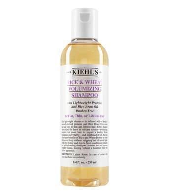 Rice and Wheat Volumizing Shampoo de Kiehl's