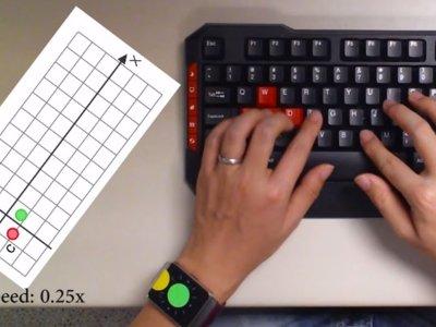 El keylogger evoluciona: Tu smartwatch es capaz de saber lo que tecleas