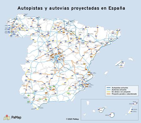 Autopistas Y Autovias