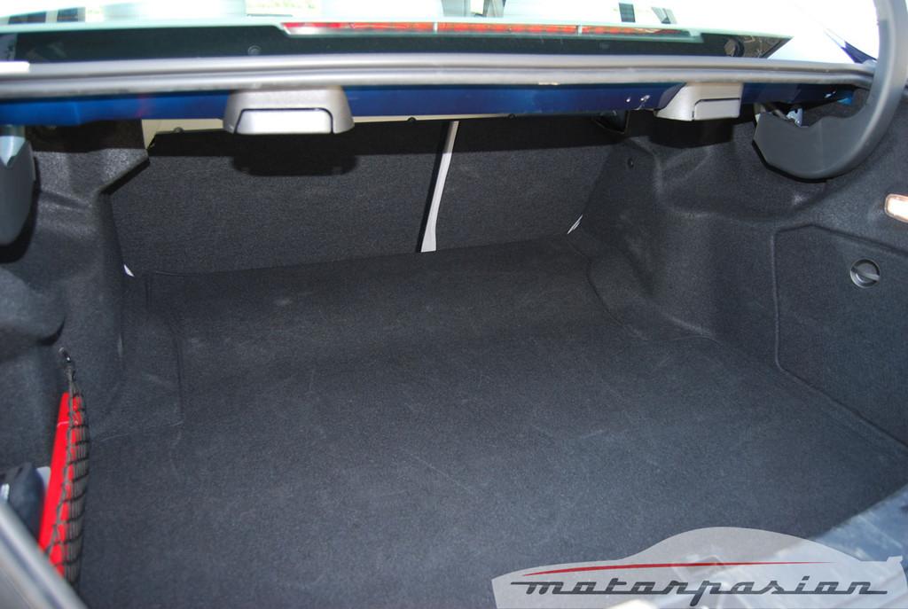 Foto de Mercedes Clase C 200 CDI BlueEfficiency (prueba) (42/56)